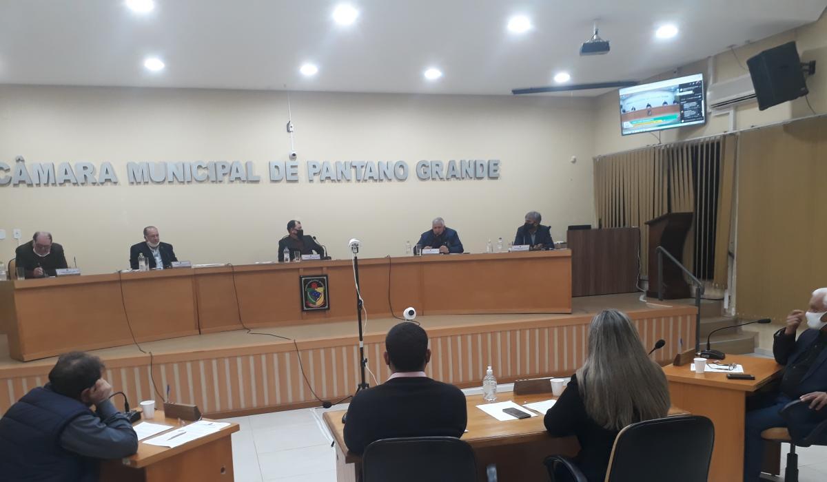 Sessão Ordinária de 08 de setembro de 2020
